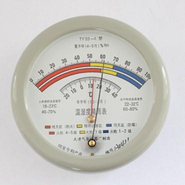 TY93-1型温湿度晴雨表